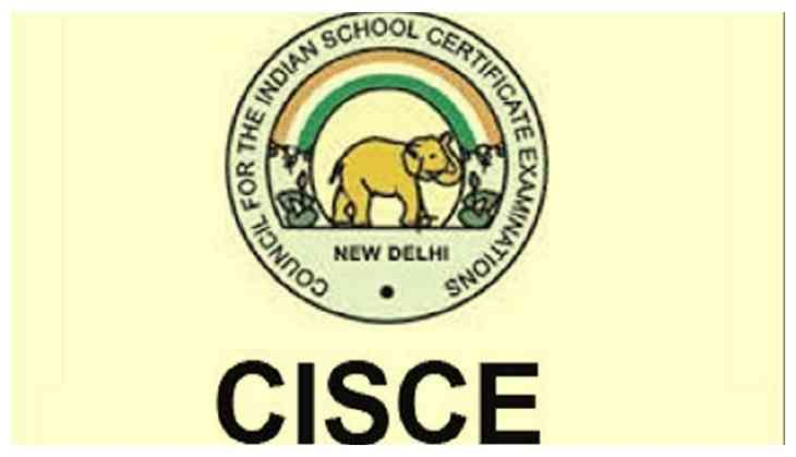 CISCE Board Time Table 10th 12th Board Exam 2019