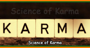 Karma theory - A 'Motivational' Story